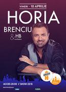 Horia Brenciu & HB Orchestra // 10 aprilie // Berăria H