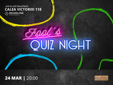 Fool's Quiz Night
