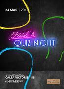 Fool's Quiz Night