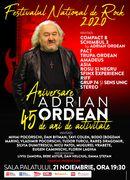 Festivalul National de Rock 2020 - Adrian Ordean