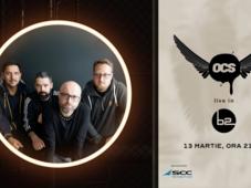 Iași: Concert Omul cu șobolani