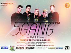 Bârlad: Concert 5Gang
