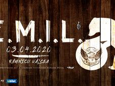 Ramnicu Valcea: Concert E.M.I.L. - 20 de ani
