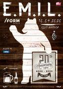 Cluj-Napoca: Concert E.M.I.L. - 20 de ani at /FORM Space