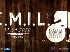 Oradea: Concert E.M.I.L. - 20 de ani