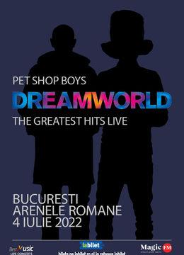 Concert Pet Shop Boys la Bucuresti