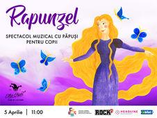 Rapunzel - Spectacol muzical cu păpuși pentru copii