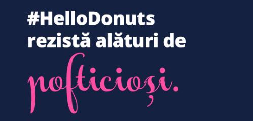 30.000 de Donuts vandute lunar - Sprijina antreprenorii locali! Dospit zilnic, nimic congelat