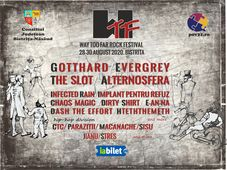 WTF - Way Too Far Rock Festival 2020