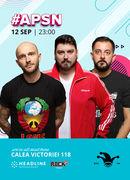 #APSN -  The Fool: Stand-up comedy cu Micutzu, Bordea și Gherghe