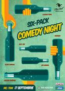 #APSN -  The Fool: Six-Pack comedy night cu Toni
