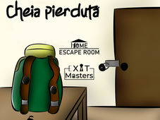 Cheia Pierduta: Home Escape Room Board Games