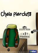 Cheia Pierduta: Home Escape Room Board Games