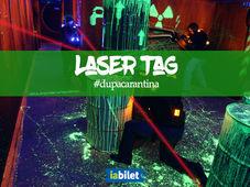 Ne vedem la LaserTag! #dupaCarantina