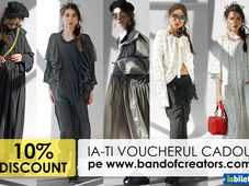 Voucher cadou Band of Creators