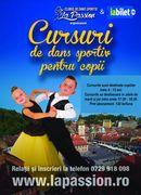 La Passion: Cursuri de dans pentru copii 4-12 ani