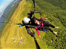 Baia Mare: AirSports - Zbor cu parapanta în tandem