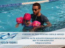 Cursuri de înot la Înoată cu Andrei