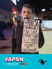 #APSN - Donații pentru Ovidiu