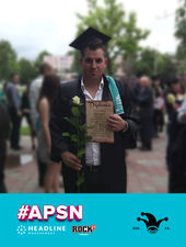 #APSN - Donații pentru Ciprian