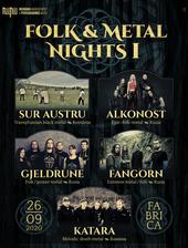 Folk & Metal Nights I