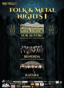 Folk & Metal Nights I