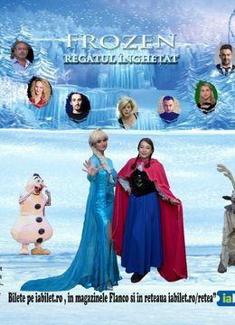 Satu Mare: Frozen Regatul Inghetat