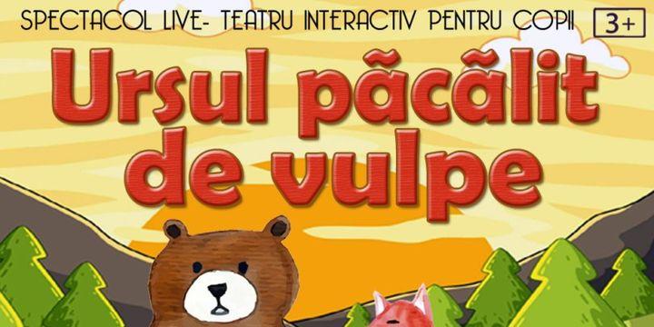 Ursul păcălit de vulpe - Teatru la Cinema Online
