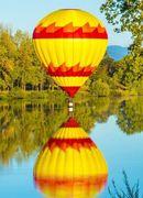 Pachet De Lux- Cina Gourmet Si Zbor Cu Balonul Cu Aer Cald, Cu Transferuri