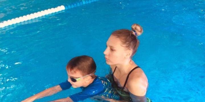 Lectii de inot copii cu instructori profesionisti la Aqua Swim