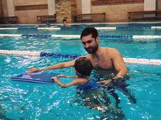 Cursuri înot - Înoata cu Valentin