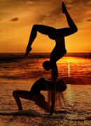 Evadeaza din cotidian intr-un spatiu meditativ ce imbina organic terapia prin dans si yoga