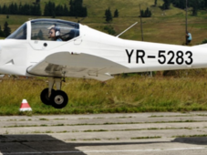 Experimenteaza zborul cu un avion ultrausor