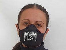 Măști de protecție de bumbac METALHEAD
