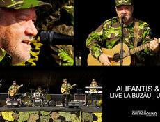 Overground Showroom: Alifantis & Zan: live la Buzău – UM 01671.