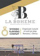 Nunti pe Plaja cu Boheme Events - pachete complete de organizare nunta