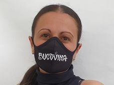 Măști de protecție de bumbac Bucovina