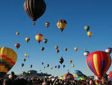 O plimbare cu balonul cu aer cald