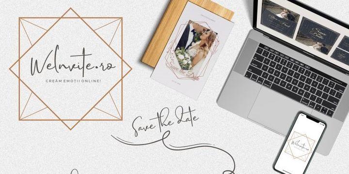 Invitatii digitale pentru evenimente - WeInvite