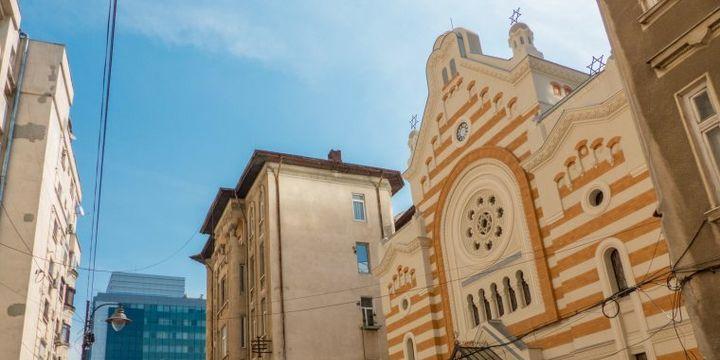 Descoperă Cartierul Evreiesc şi Templul Coral cu Anita Sterea
