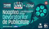 Noaptea Devoratorilor de Publicitate – Live Streaming