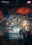 Overground Showroom: Travka 15 ani, live la TNB