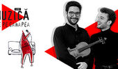 Concert Live: Luca Rusu & Nicolae Dobrovicescu
