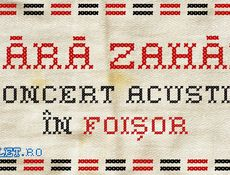 Fără Zahăr Live din Foișor - Concert acustic online