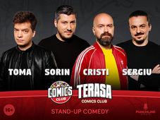 Stand up comedy la Comics Club