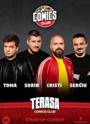 Stand up comedy la Comics Club