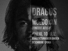 Timișoara: Dragoș Moldovan LIVE & acustic