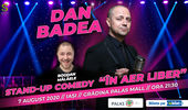 "Iasi: Dan Badea - Stand-up Comedy ""In aer liber"