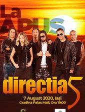 Iasi: Directia 5 - La Apus