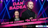 "Timisoara: Dan Badea - Stand-up Comedy ""In aer liber"